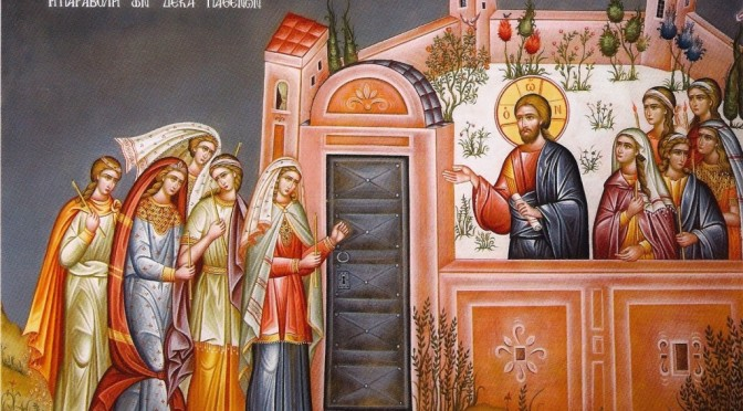 Синаксарь во Святый Великий Вторник
