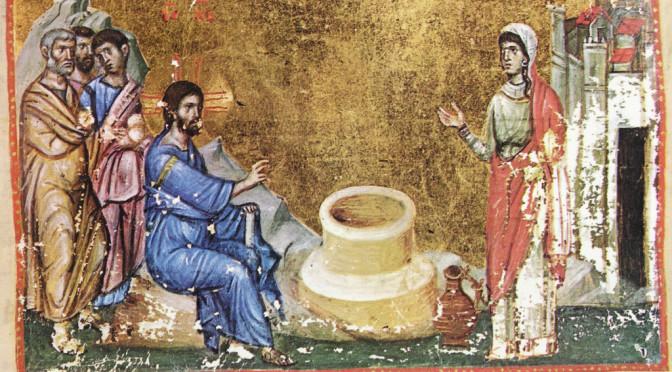 О поклонении в духе и истине. Неделя о самаряныне
