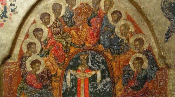 Неиссякаемая Пятидесятница. Поучение в день Святой Троицы