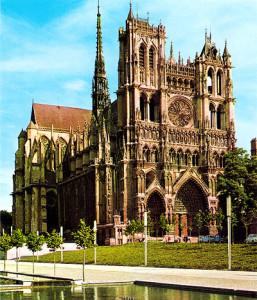 Кафедральный собор Пресвятой Богородицы г. Амьена