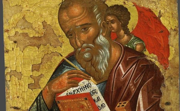 Слово в день Святого Апостола Иоанна Богослова