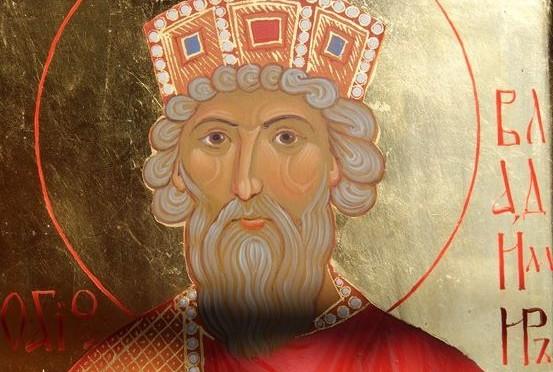 Слово в день памяти равноапостольного князя Владимира