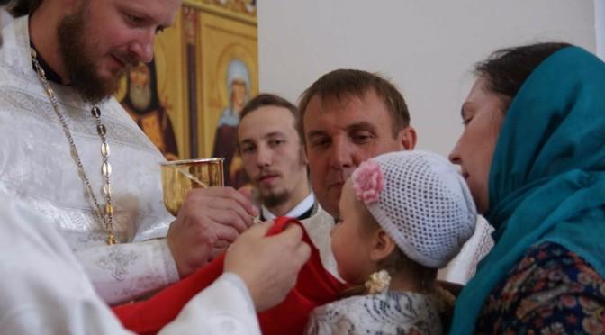 Божественная литургия в праздник Преображения