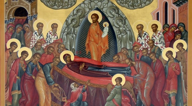 Победа над смертью. Слово в день Успения Пресвятой Богородицы
