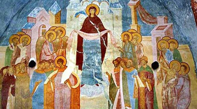 Слово на Покров Пресвятой Богородицы