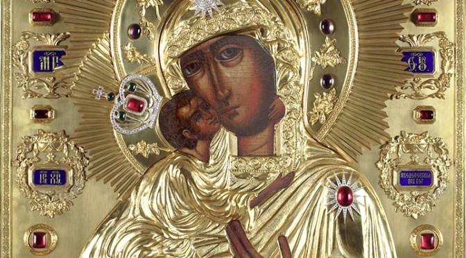 Принесение Феодоровской иконы Божией Матери
