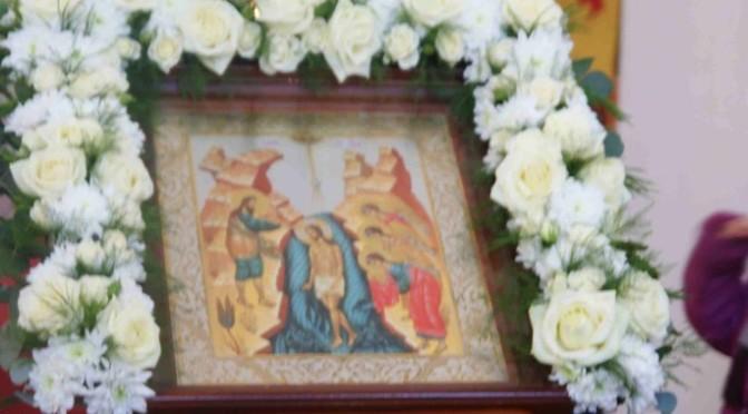 Праздник Святого Богоявления в нашем храме