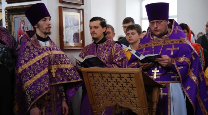 Богослужения в Неделю Торжества Православия