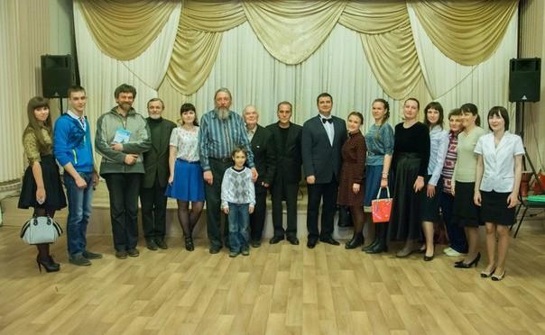 Концерт барда Алексея Кириллова