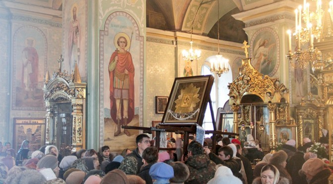 По Саратовской епархии пройдет крестный ход