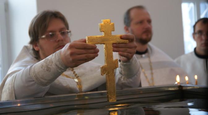 Праздничные богослужения в день Богоявления