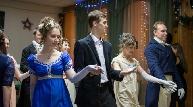 Рождественский праздник православных молодежных обществ саратовских храмов