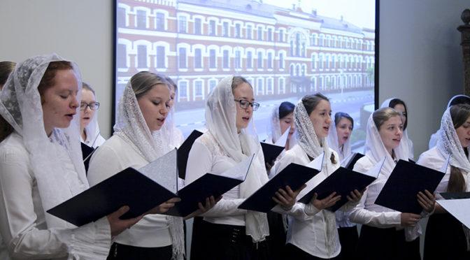 День открытых дверей в Саратовской духовной семинарии и Женском духовном училище