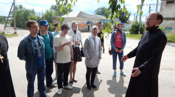 В Петровске прошла встреча православной молодежи
