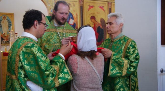 Богослужения в день памяти преподобного Сергия Радонежского