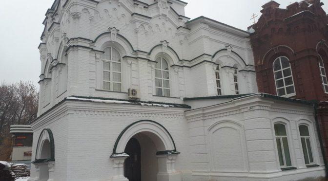 Завершены фасадные работы на колокольне нашего храма