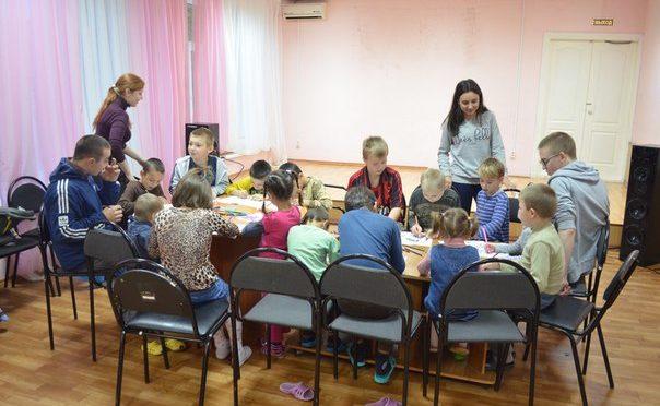 Православная молодежь посетила воспитанников приюта «Возвращение»