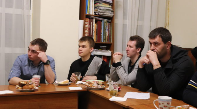 Традиционная встреча клуба «Ладья»