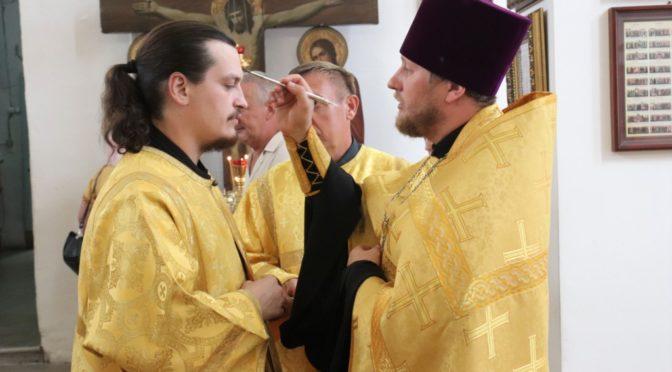 Всенощное бдение в канун дня памяти равноапостольного князя Владимира