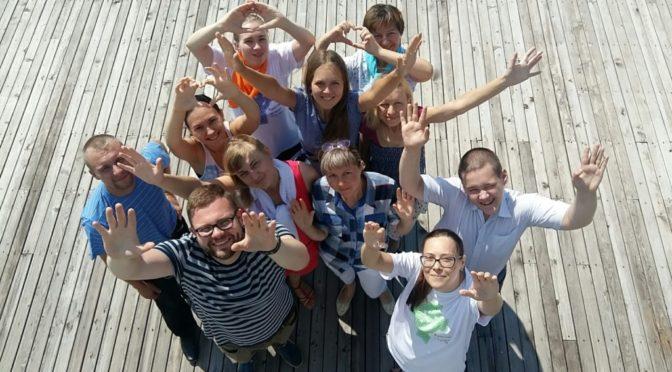 Участница клуба «Ладья» побывала на XIV Летнем межъепархиальном образовательном слёте-форуме православной молодежи
