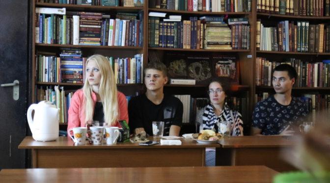 Участникам клуба «Ладья» рассказали о церковном расколе