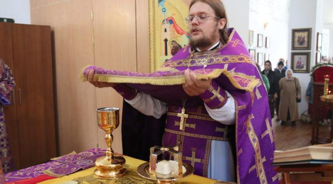 Богослужения в неделю 18-ю по Пятидесятнице