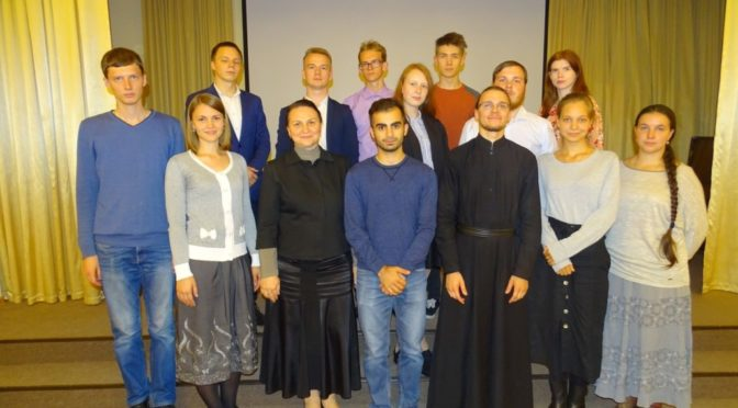 Состоялась встреча по обмену опытом среди православной молодежи