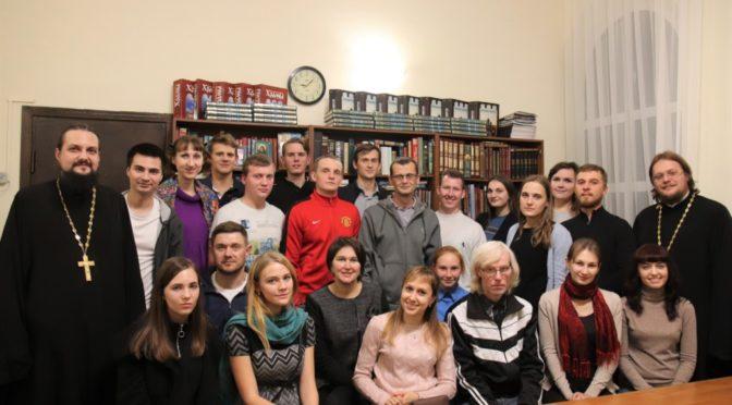 Ребята из «Ладьи» встретились с представителями Саратовской региональной общественной организации инвалидов
