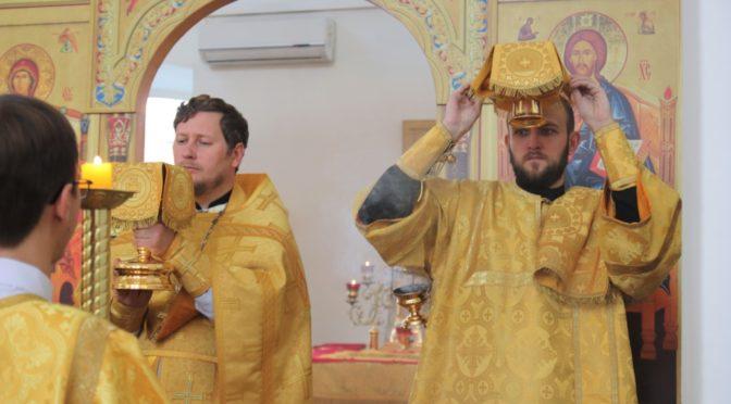 Неделя 21-я по Пятидесятнице, день памяти святых отцов VII Вселенского Собора