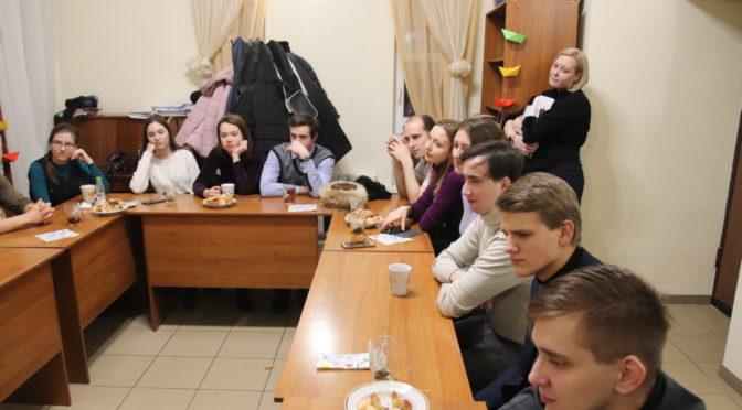 Встреча «Ладьи» в Крещенский сочельник