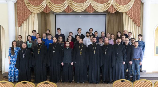 Состоялось ежегодное собрание молодежных работников Саратовской епархии