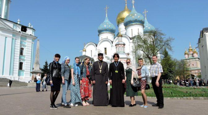 Паломническая поездка «Ладьи» в Свято-Троицкую Сергиеву Лавру