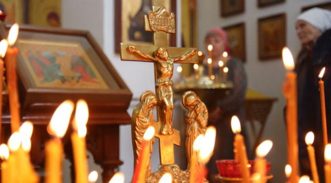 Божественная литургия в день Радоницы