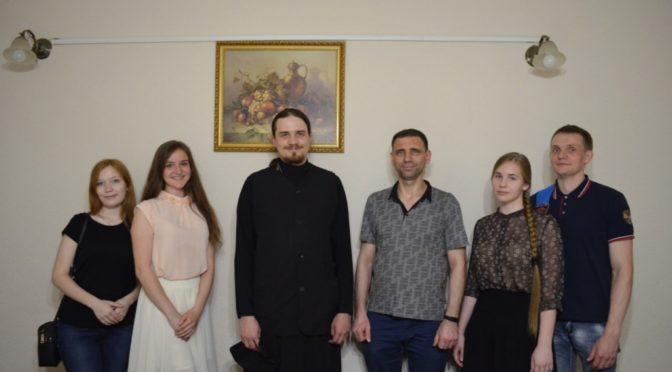 Активисты «Ладьи» приняли участие в творческом вечере