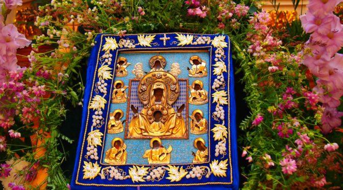 В Саратов будет принесена главная святыня Русского Зарубежья — Курская-Коренная икона Божией Матери
