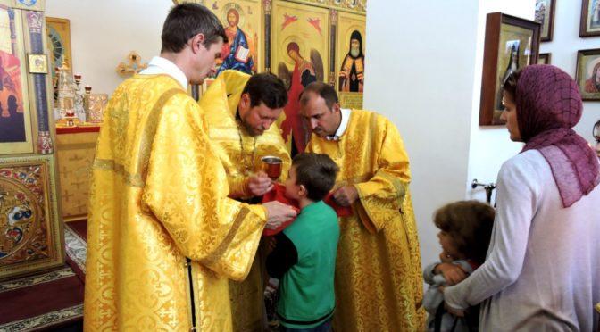 Неделя 7-я по Пятидесятнице, святой равноапостольной Марии Магдалины
