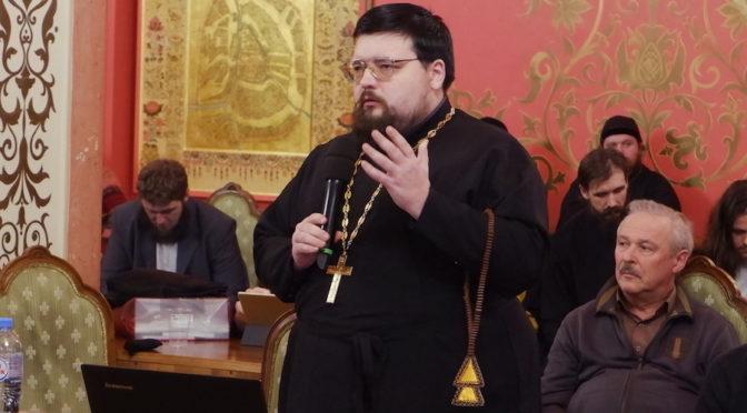 Приглашаются все желающие на лекцию в рамках празднования Собора Саратовских Святых