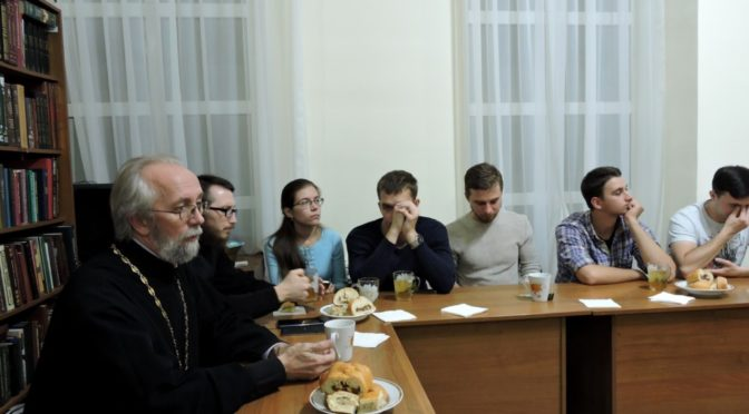 В «Ладье» прошла встреча, посвященная тюремному служению