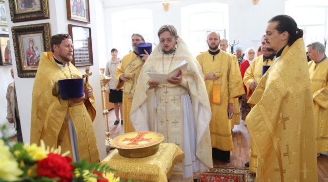 Второе обретение мощей святителя Митрофана, епископа Воронежского