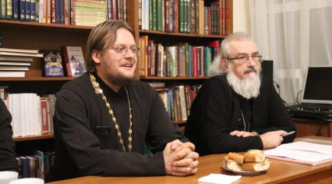 На традиционной встрече в «Ладье» обсудили связь науки и религии