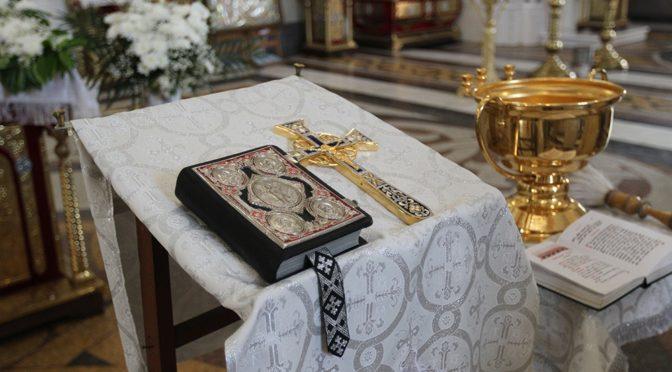 В нашем храме пройдет молебен о страждущих недугом винопития