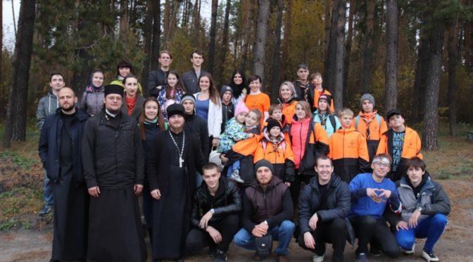 Активисты клуба «Ладья» приняли участие в квесте в Петровске