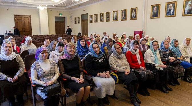 Сотрудница храма прошла обучение на курсах для распространителей церковной утвари