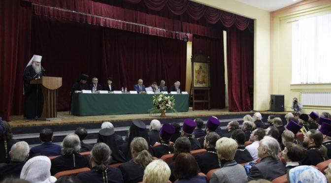 В Саратове пройдут Дни памяти архиепископа Пимена (Хмелевского)