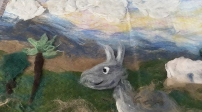 В Воскресной школе храма продолжается работа по созданию мультфильма