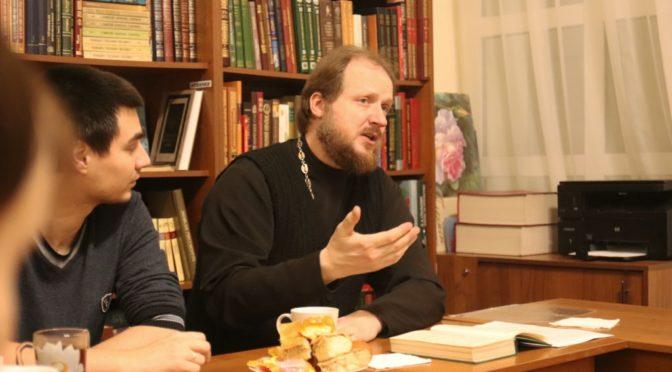 Евангельская беседа в «Ладье»