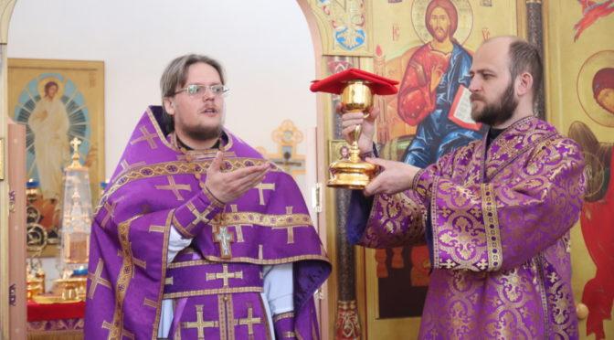 Неделя 4-я Великого поста, преподобного Иоанна Лествичника