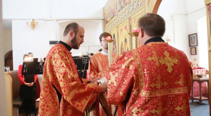 Неделя апостола Фомы (Антипасха)