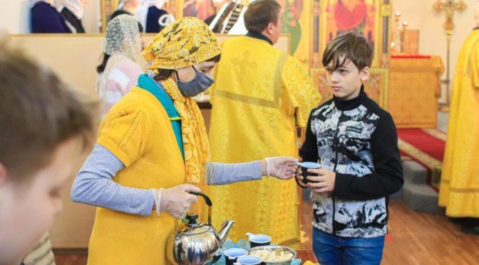 Богослужения в день преставления святителя Николая Чудотворца