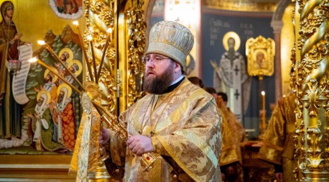Митрополит Игнатий отмечает день рождения